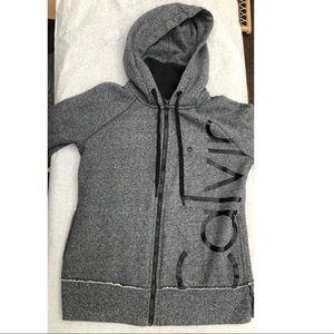 Calvin Klein Performance Zip up hoodie